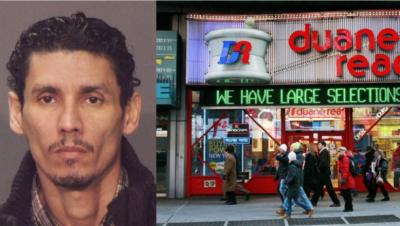 Detienen un dominicano por robo de miles de esmaltes de uñas en farmacias Duane Reade