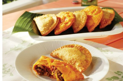 Empanaditas de Yuca o Cativías
