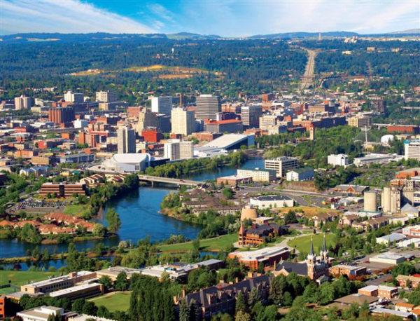 Spokane Heart