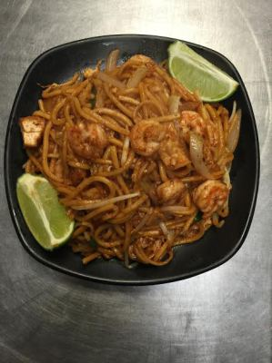 Indian Mee Goreng