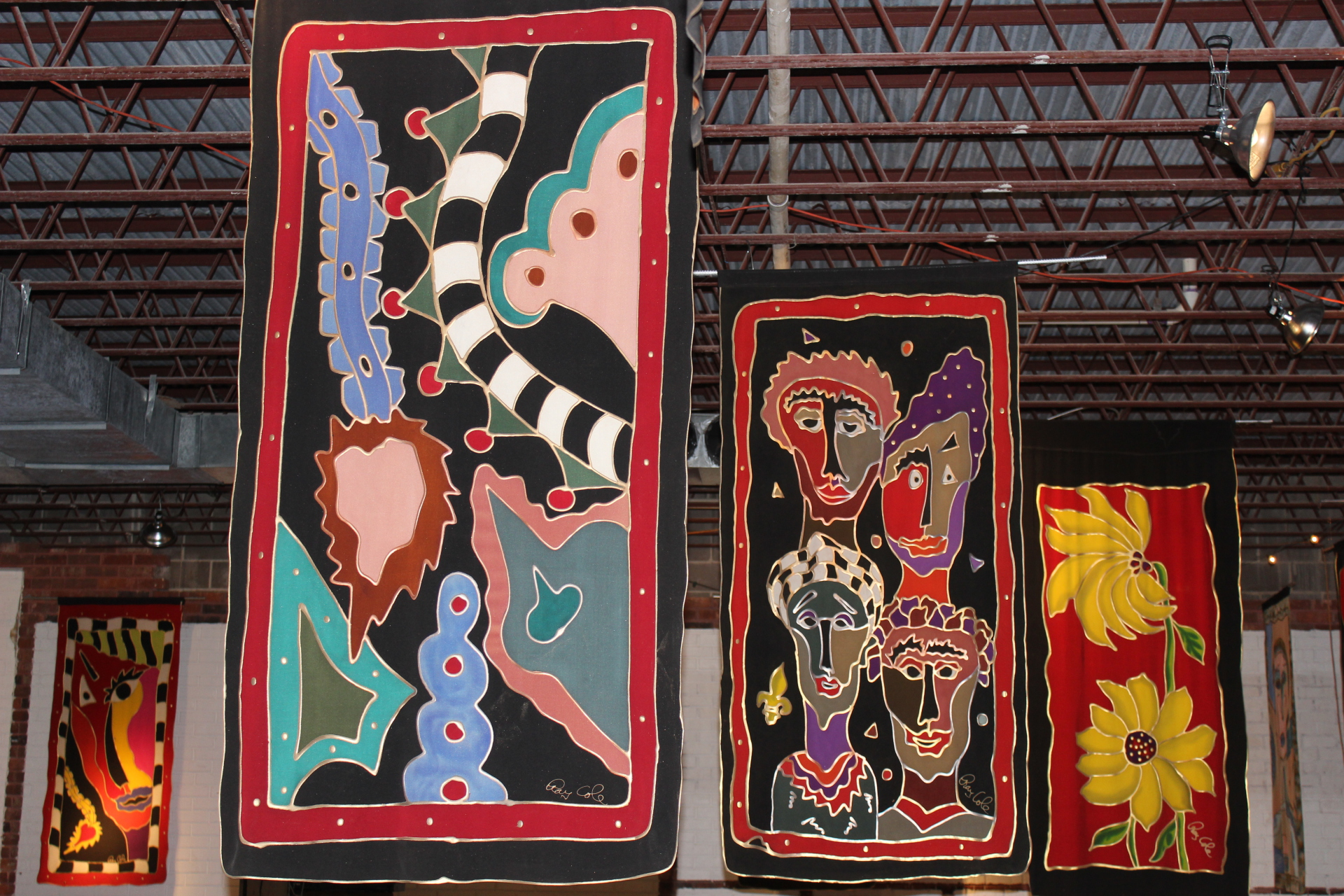 Tapestries by Ray Cole