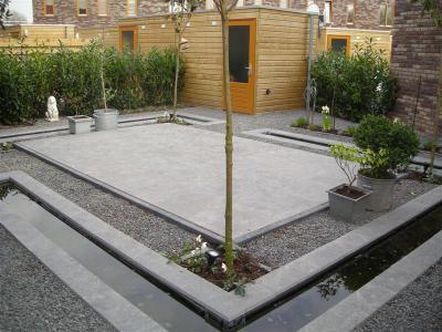 Uw tuin onze specialiteit - Doen redelijk oprit grind ...