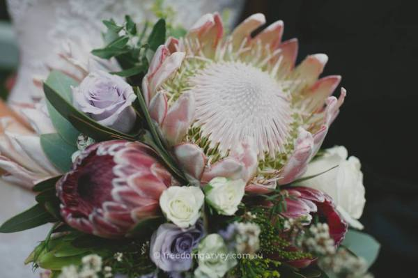 wedding flowers margaret river