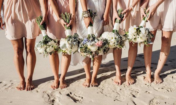 wedding bouquets margaret river
