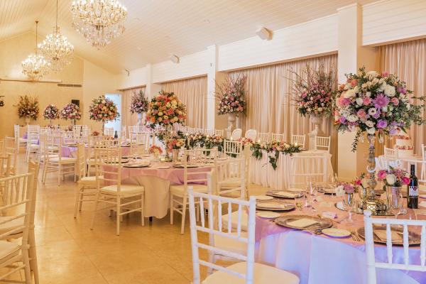 Luxury Wedding Flowers in Margaet River