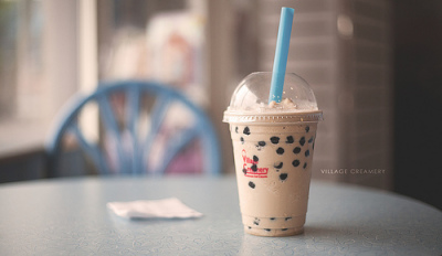 Bubble Tea Night