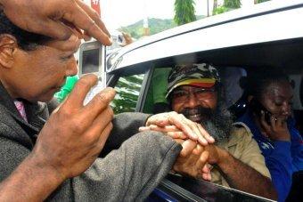Papuan rebel leader reiterates call for referendum