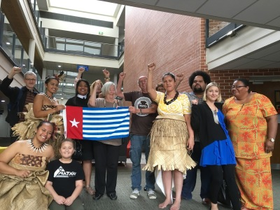 Photos of Oceania Network's launch at Western Sydney University-Australia's Pacific Connections