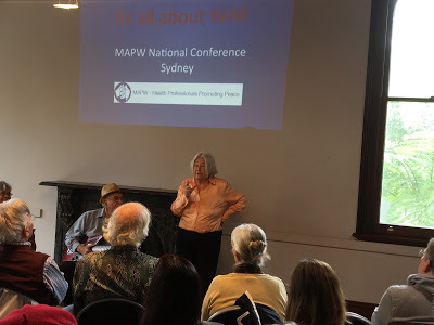 MAPW National Conference in Sydney