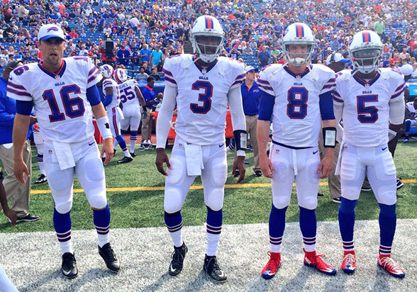 Buffalo Bills Quarterback Decision Made – But We Don't Know Who it is…Yet