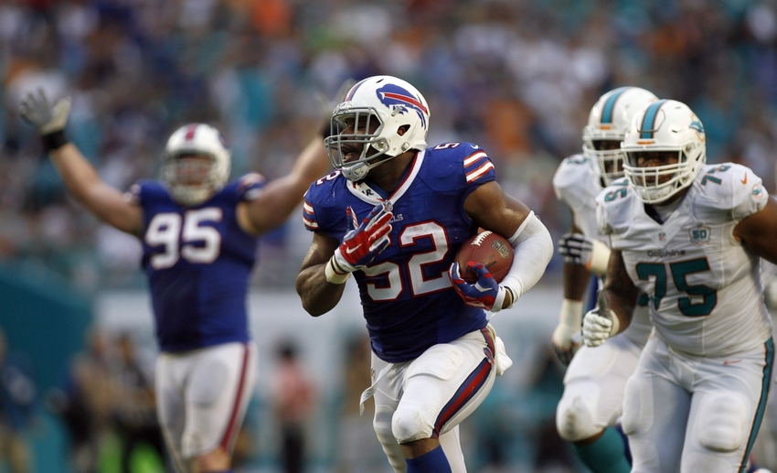 Bills Get Back on Track in Blowout Win over Division Foe