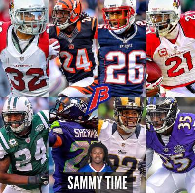 Sammy Watkins Facing Major Competition in 2016
