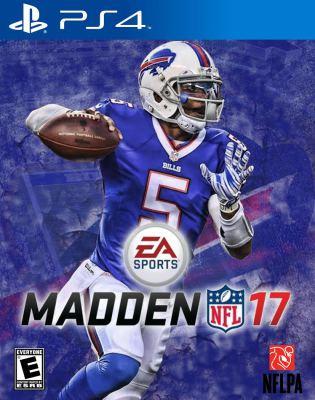 Madden 17 Buffalo Bills Player Ratings