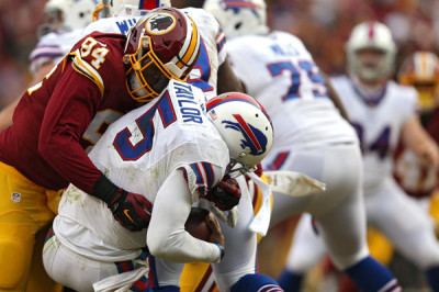 Bills Fall to Redskins 21-16 (Preseason Recap)