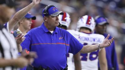 Bills Drop Season Opener To Ravens
