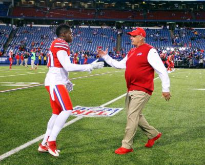 2016 Buffalo Bills: What's Going On?