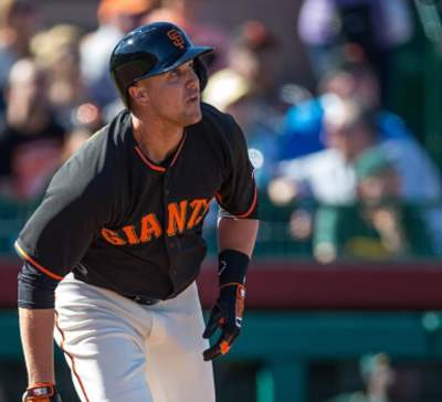Mitch Delfino / San Francisco Giants