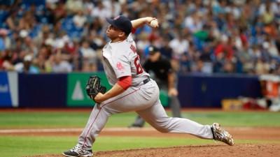 Jonathan Aro First MLB Strikeout