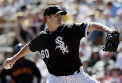 Jeff Gray / Chicago White Sox