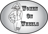 women on wheels magazine logo