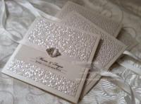 Customised wedding invitation Sheraton