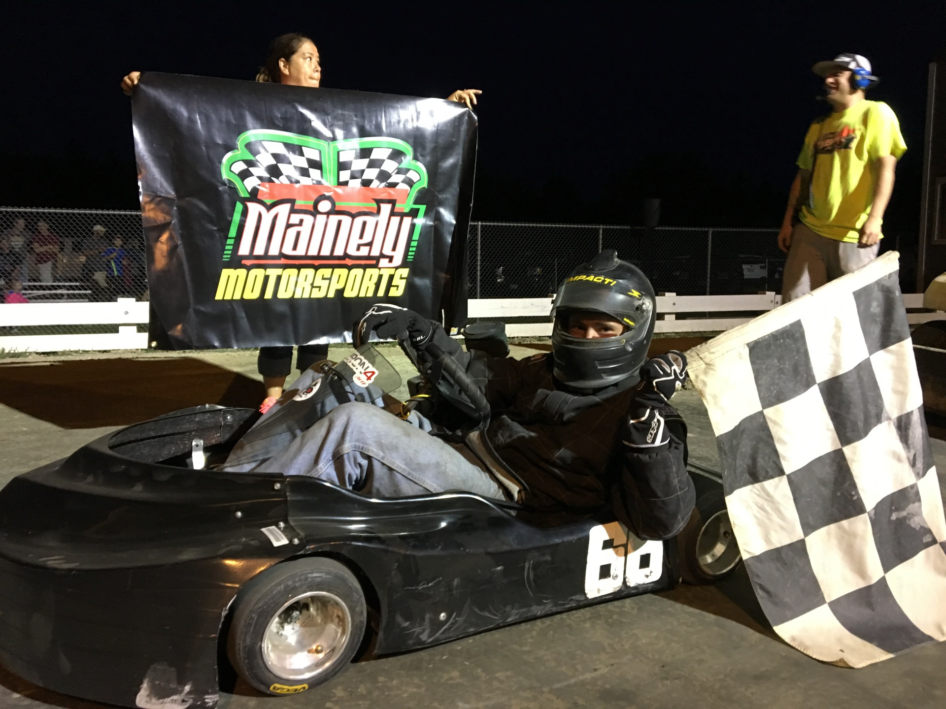 JARED MADORE CLOSES IN ON FLATHEAD POINTS LEAD WITH 3RD WIN IN A ROW