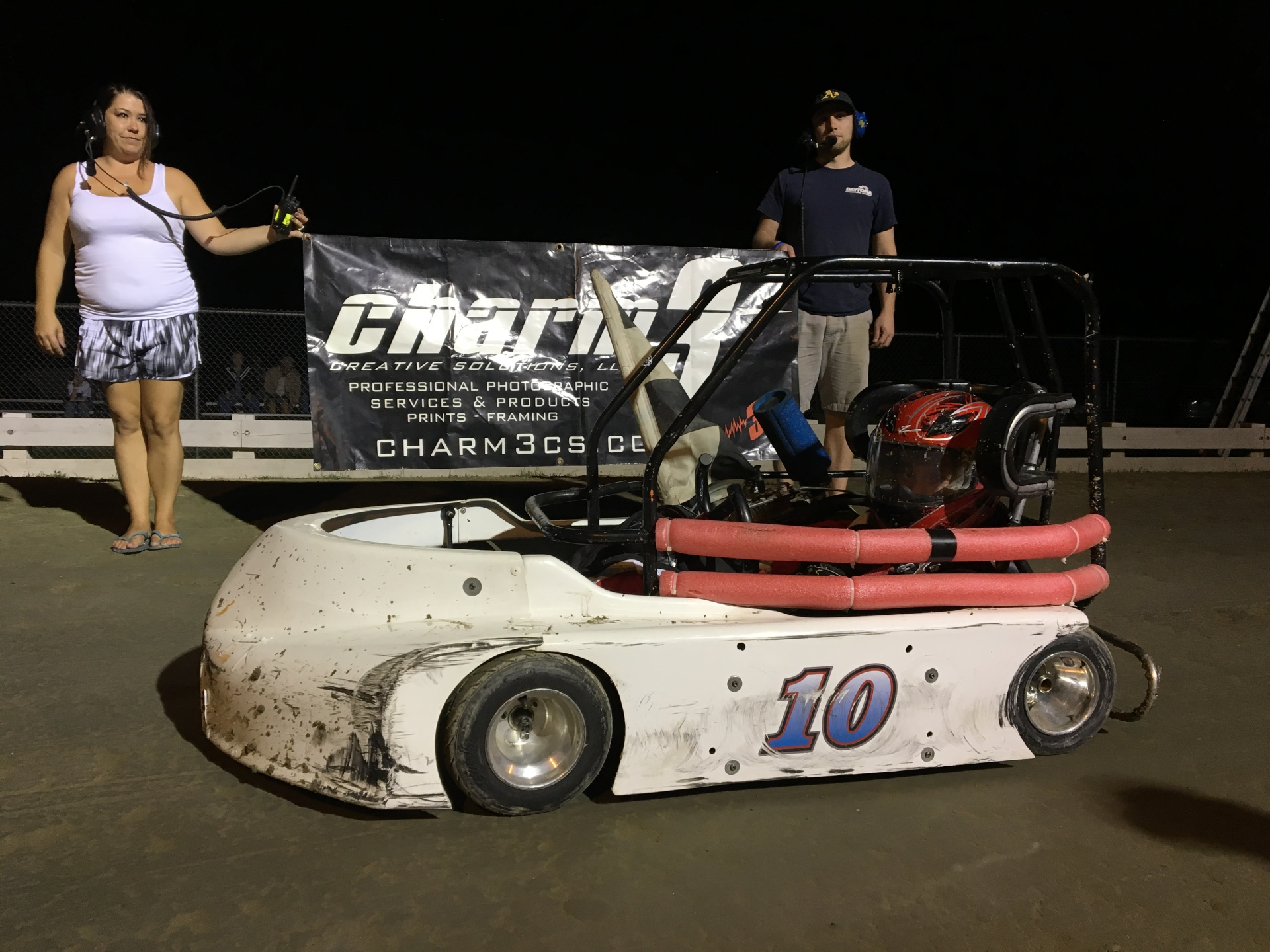 Cruise Labrie Back To Back Wins In JR Cage