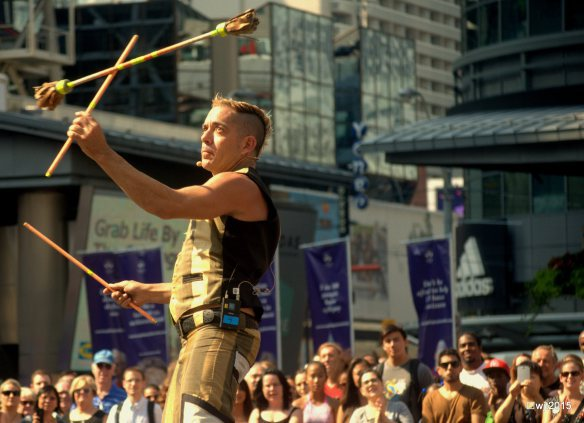Toronto International BuskerFest for Epilepsy