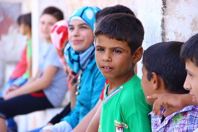Children's lives at stake unless Syria Crisis funding 'shifts up a gear'