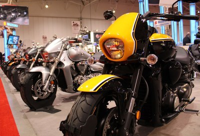 Motorcycle Show-Toronto Will Get Ontario's Motor Running