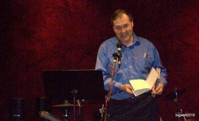 Lyricalmyrical Book Launch at Bar Italia Toronto