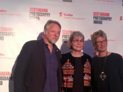 Suzy Lake Wins the 2016 Scotiabank Photography Award