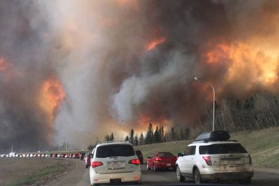 Update on Fort McMurray Fires