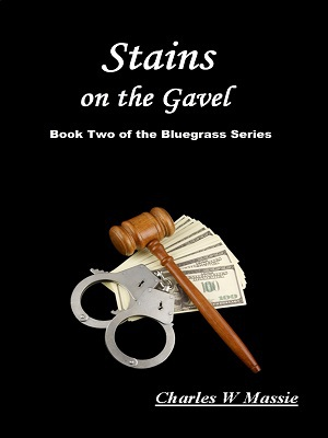 Stains on The Gavel cover
