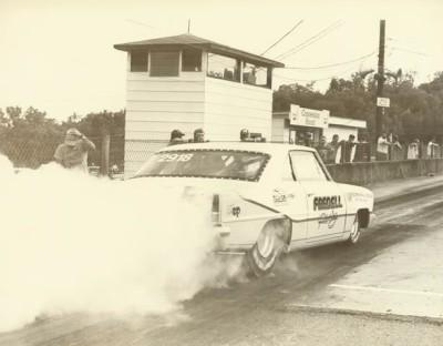 drag strip in north carolina