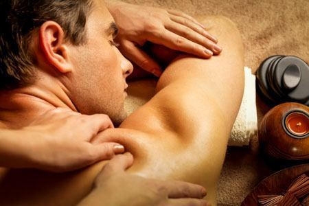 Athletes Massages