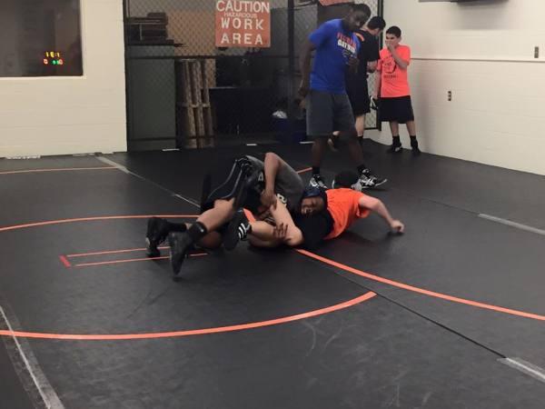 freestyle practice