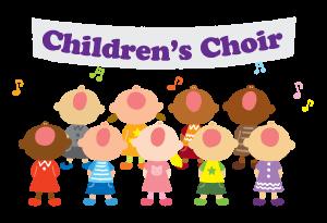Children's Choir Practice Sundays at 5:00pm