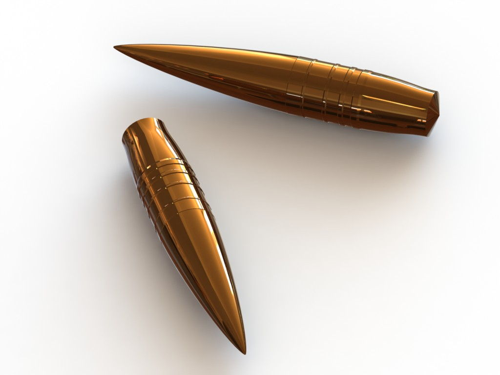 Long Range Bullet Design