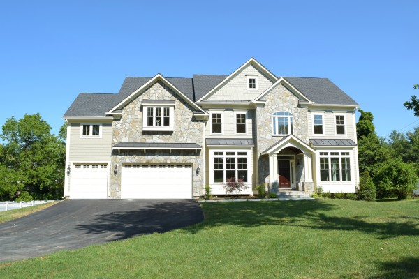 NEW CUSTOM HOME! 1717 Drewlaine Drive, Vienna, VA 22182