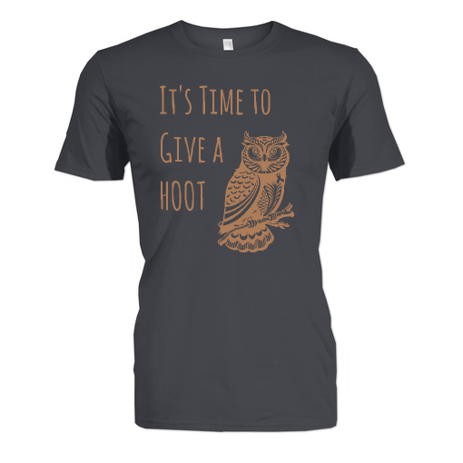 Its Time To Give A Hoot
