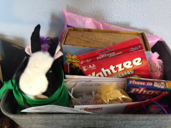The Family Love Basket