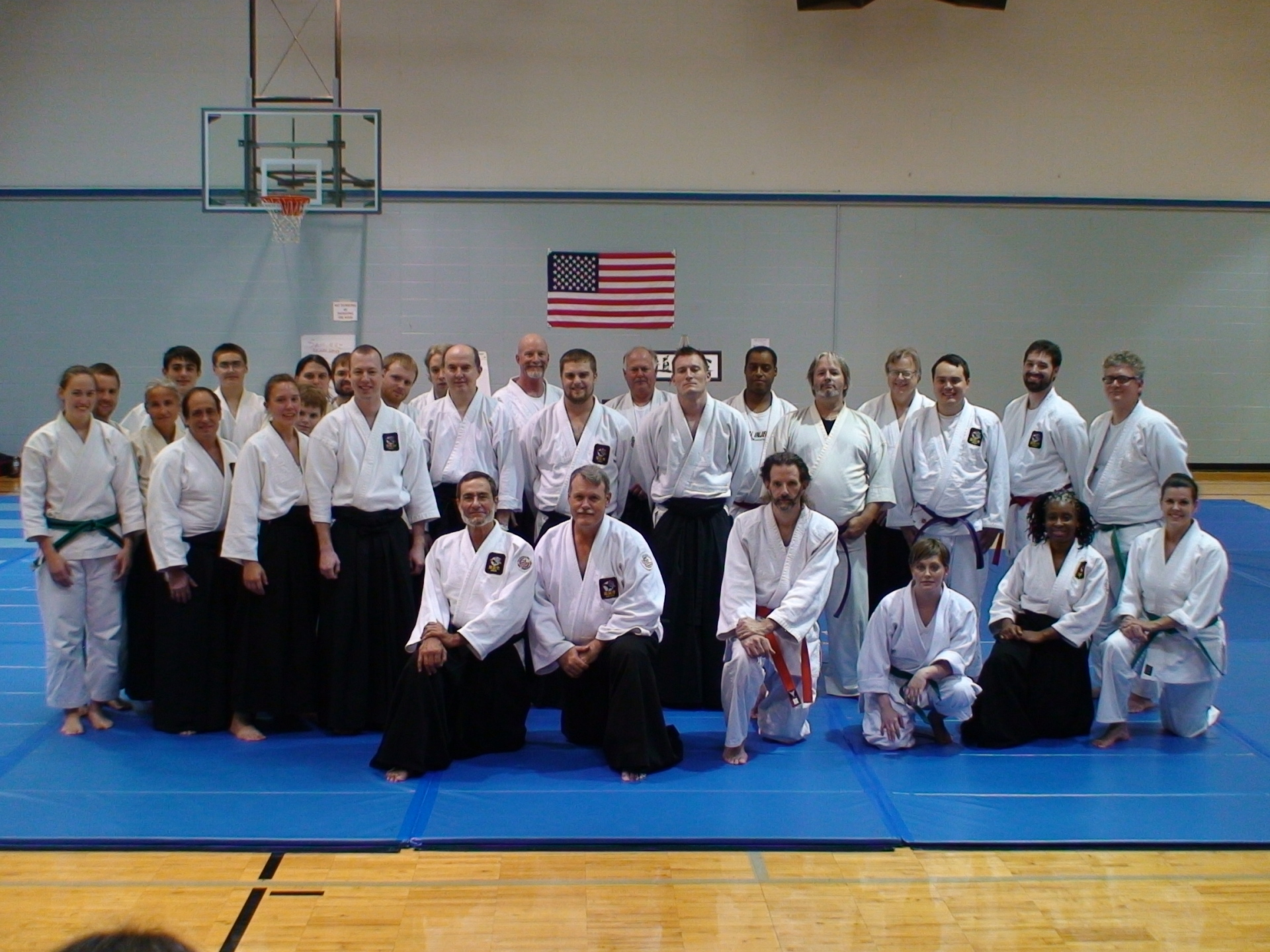 Budo on the Bluff 2015