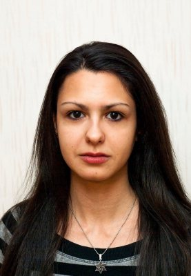 Stefka Yotova - Intern Technology development