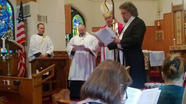 Mass in Billings MT.
