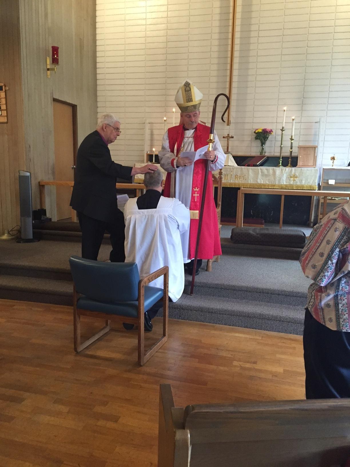 Fr. Dave Kenat Ordination