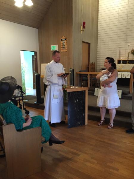 Baptism 2015