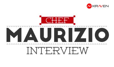 Chef Maurizio interview