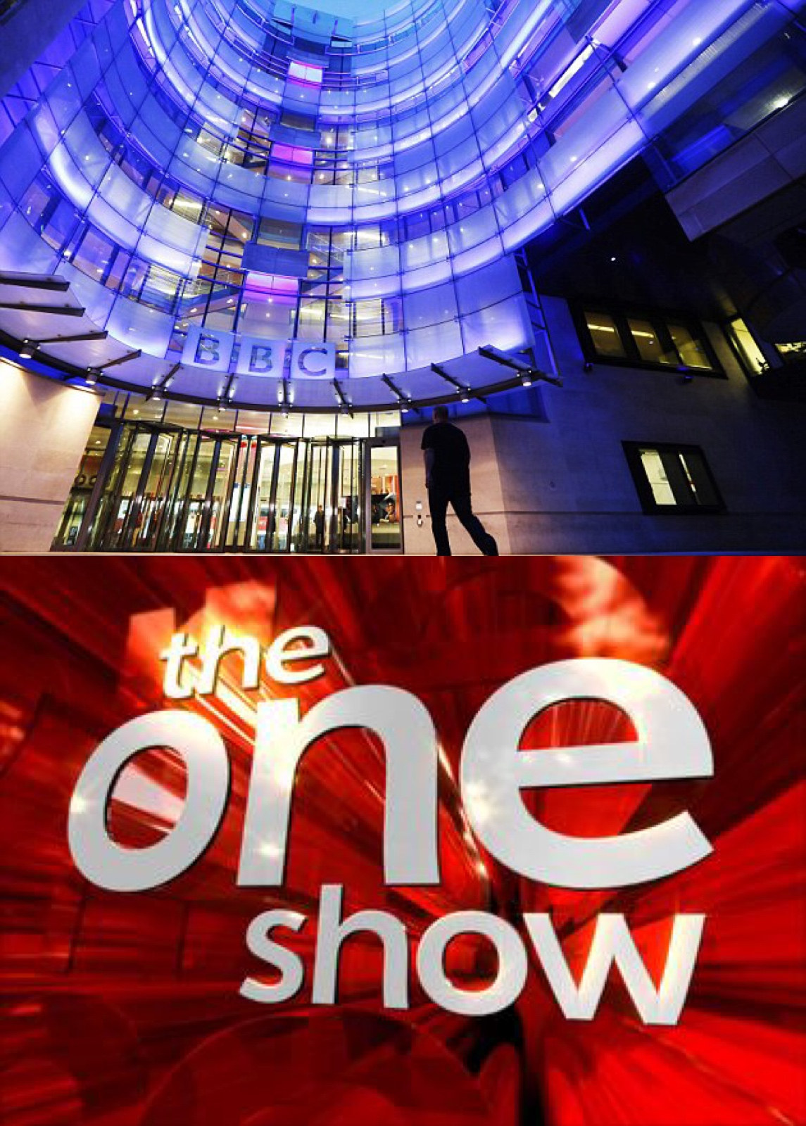 BBC Tour Lead To Watching The One Show From The Back