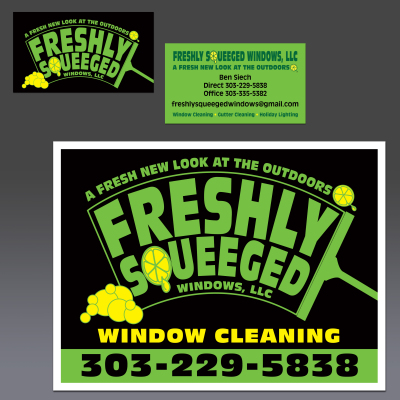 Freshly Squeeged LLC